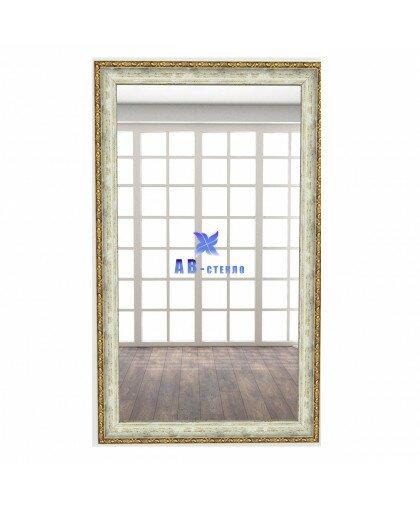 Зеркало в багетной раме №1 850х500х30