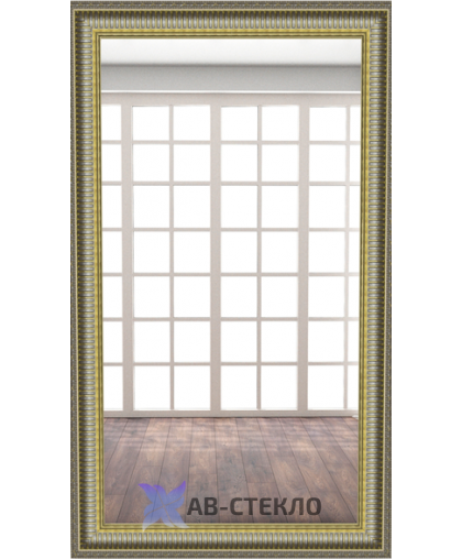 Зеркало в раме №3 1300х700х30
