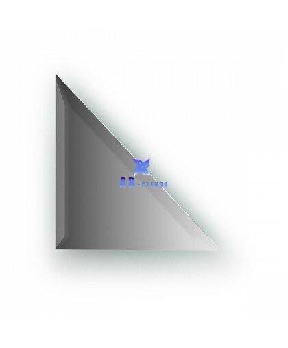 Зеркальная плитка 150х150 с фацетом 15 мм