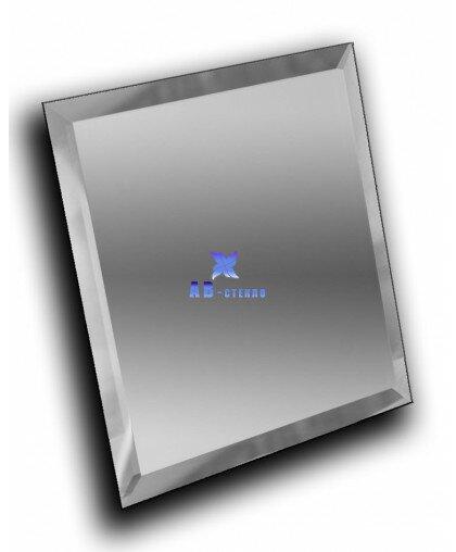 Зеркало с фацетом 15 мм 400*300